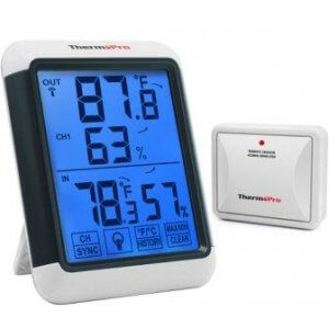 ThermoPro TP65 Digital Outdoor  Thermometer Review