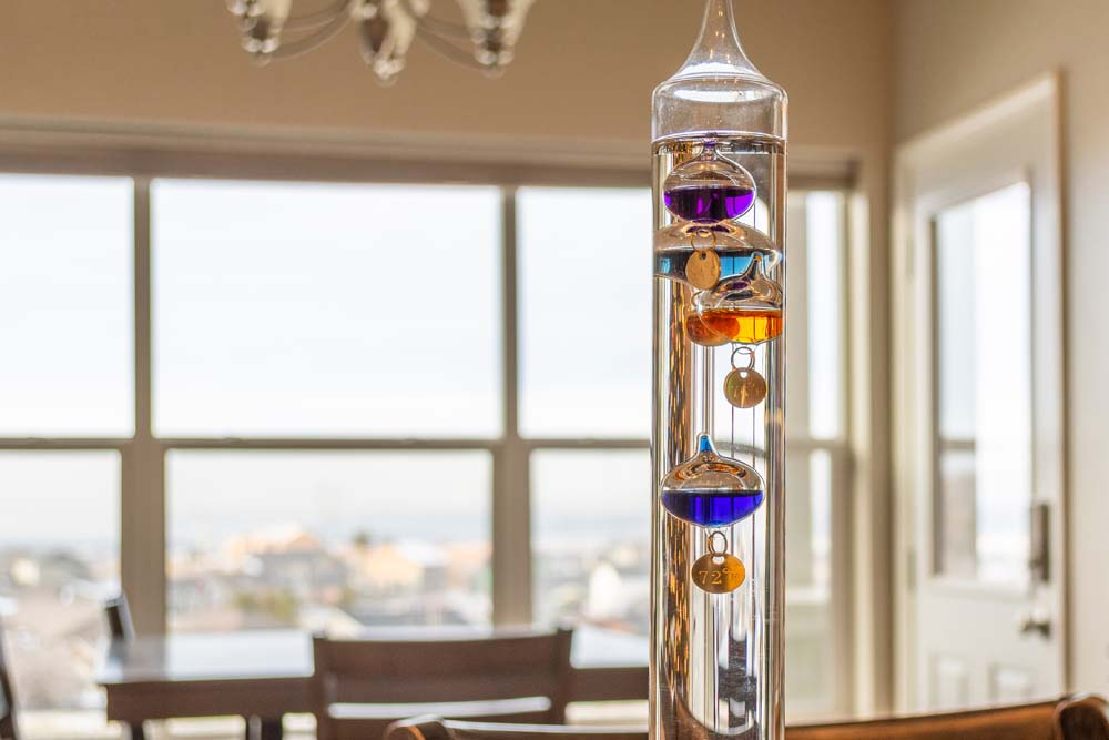 What Is A Galileo Thermometer And How Does It Work